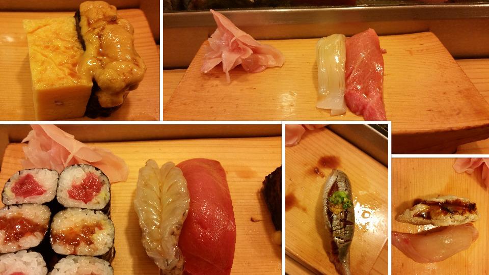 Sushi Daiwa at Tsukiji Fish Market