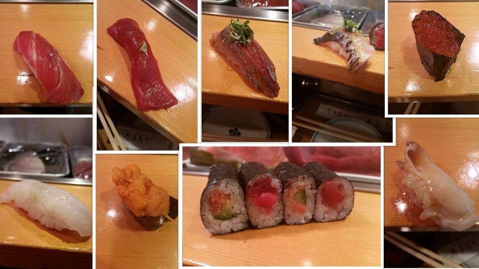 Sushi Dai at Tsukiji