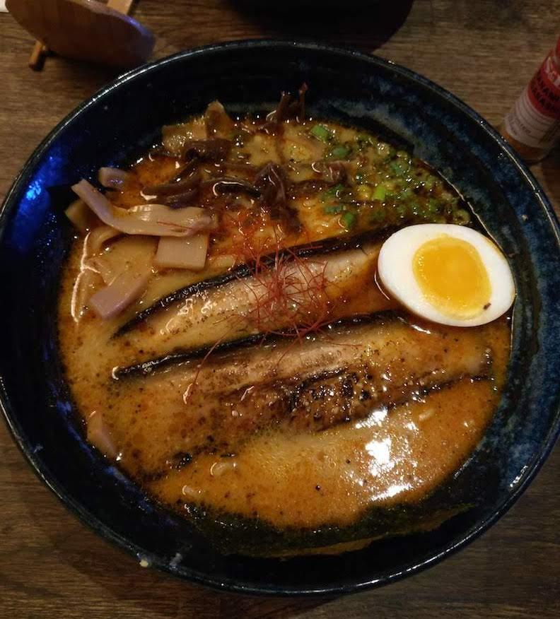 Spicy Tonkotsu